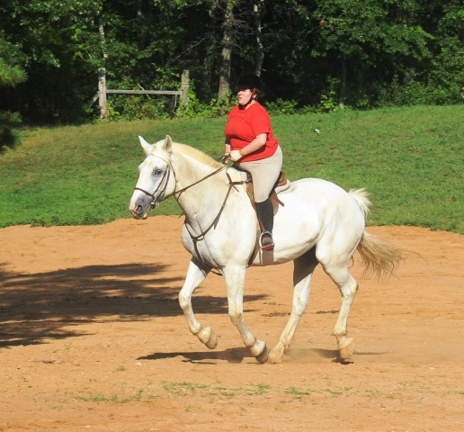 Riding lessons are available for youth, teens and adults.